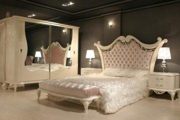 Avangarde Yatak Odası