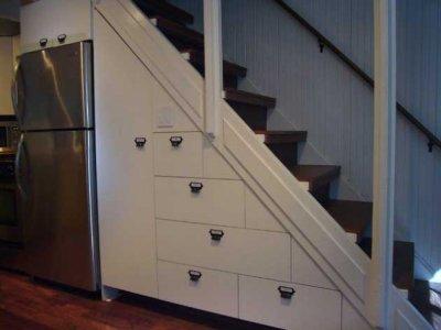 Merdiven Altı Kapama